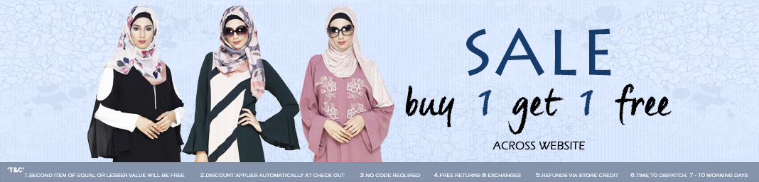 New Hijabs