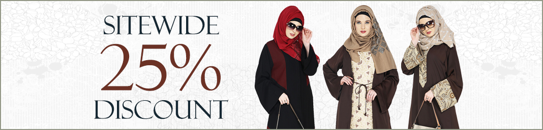 Denim Abayas