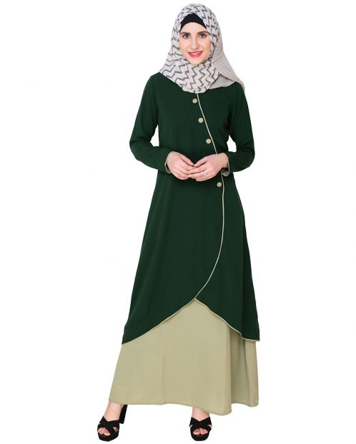 Two-in-one Abaya