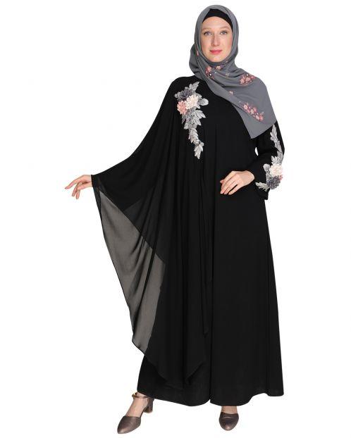 Awe Inspiring Black Abaya