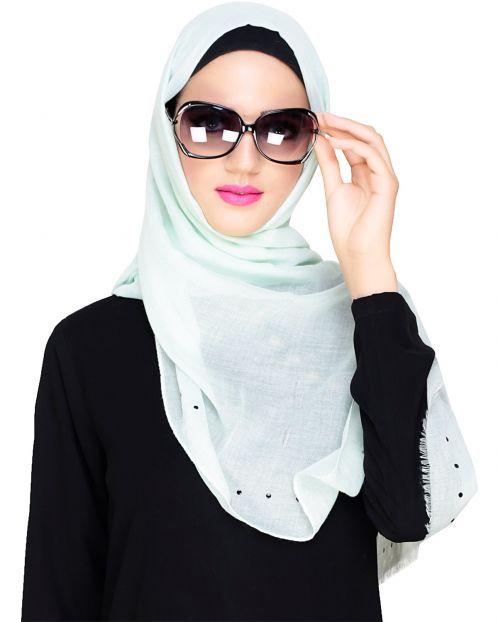Flawless Mint Hijab