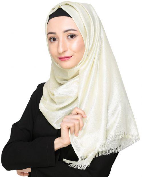 Diva Lemon Shimmer Hijab