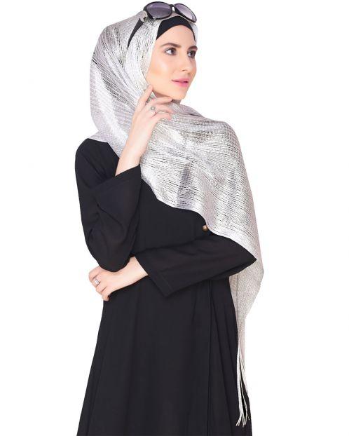 Silver Hijab