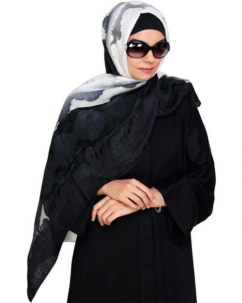 Dual Shade Organza Hijab