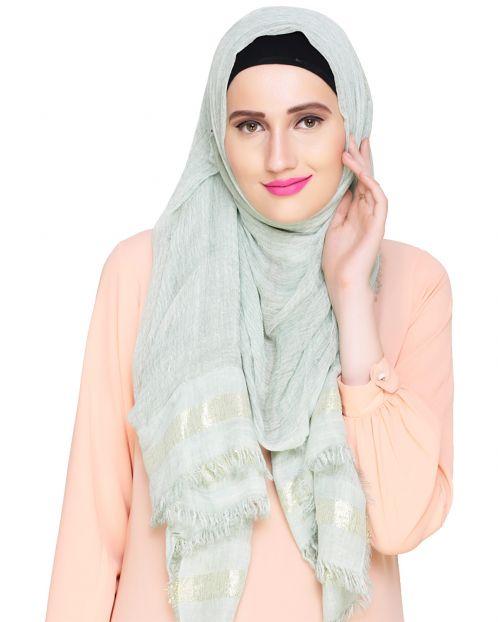 Simply Scrumptious Green Hijab