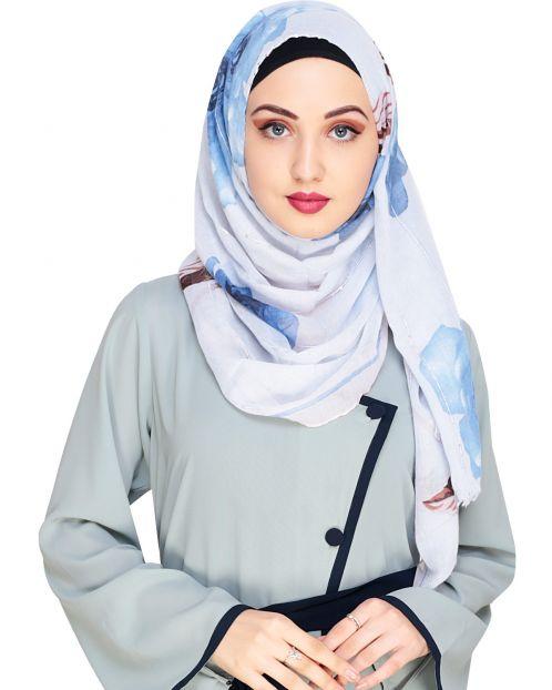 Vogue Printed Hijab