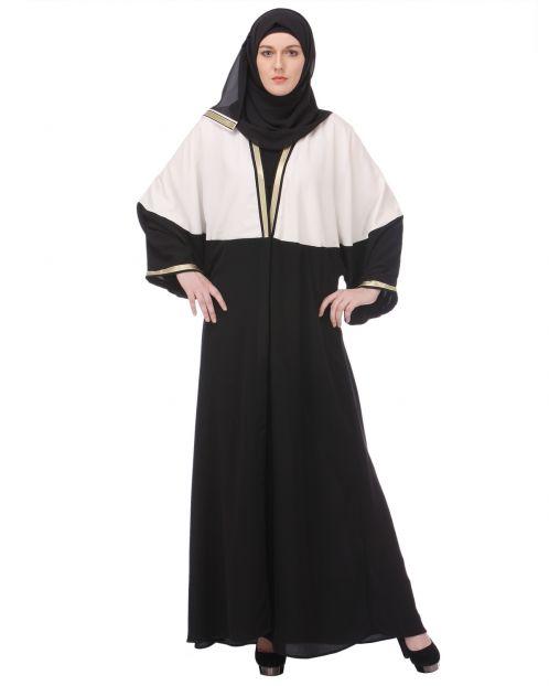 Arabian Style Flowy Abaya