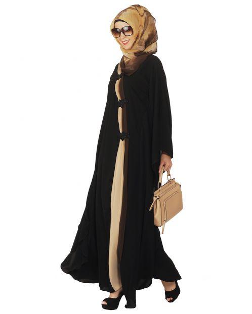 Drape Style Kaftan