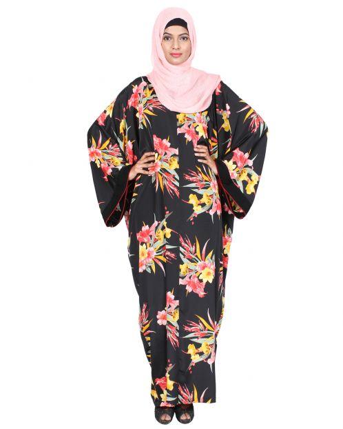 Botanical Kimono Kaftan