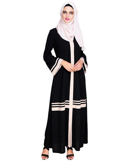 Elementary Black Abaya