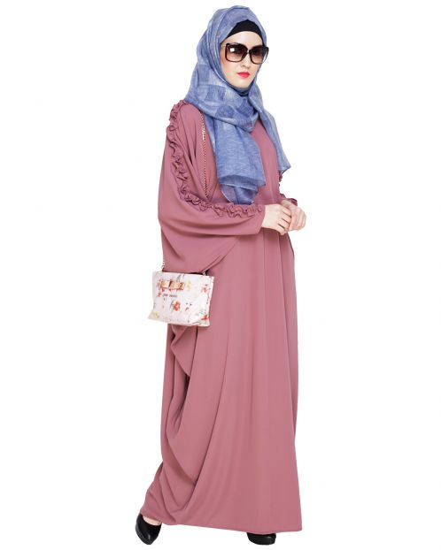 Dreamy Onion Pink Kaftan