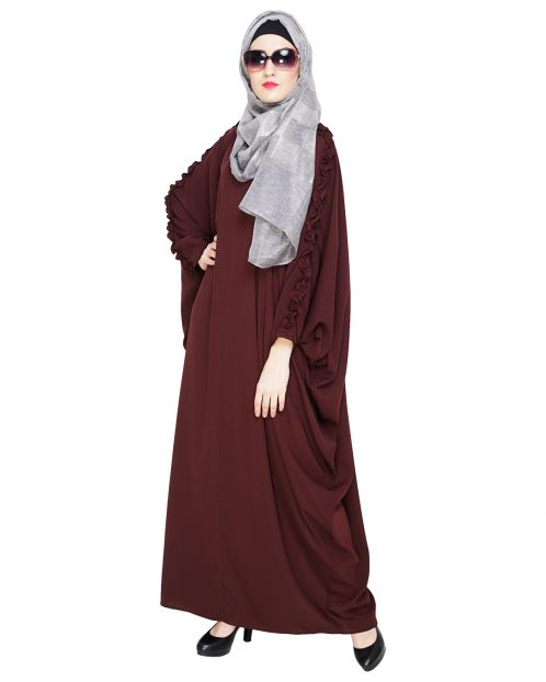 Dreamy Brown Kaftan