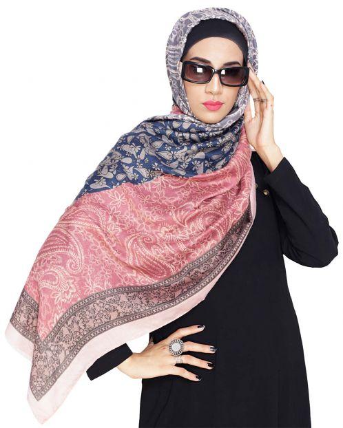 Beautiful Paisley Print hijab