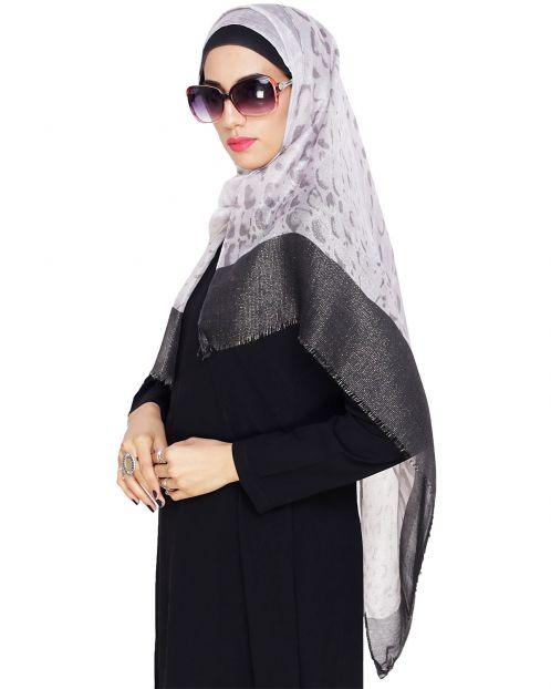 Glamorous Printed Hijab