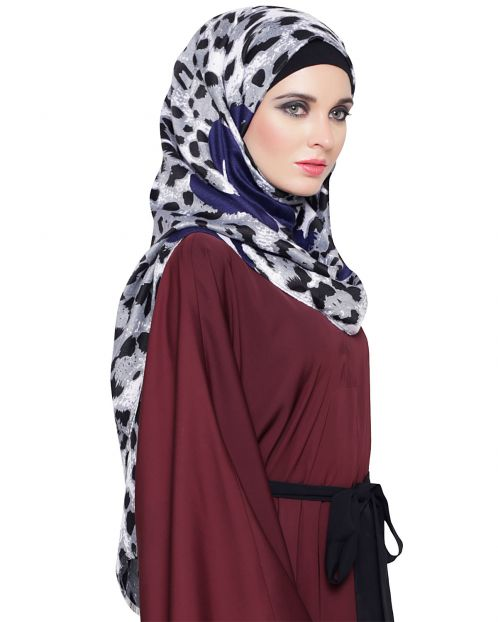 Abstract Print Hijab