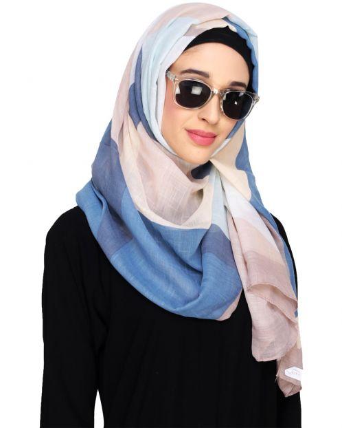 Pastel Bliss Cotton Hijab