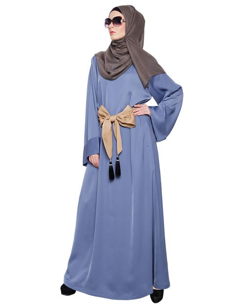 Beautiful Tasseled Dubai Style Abaya