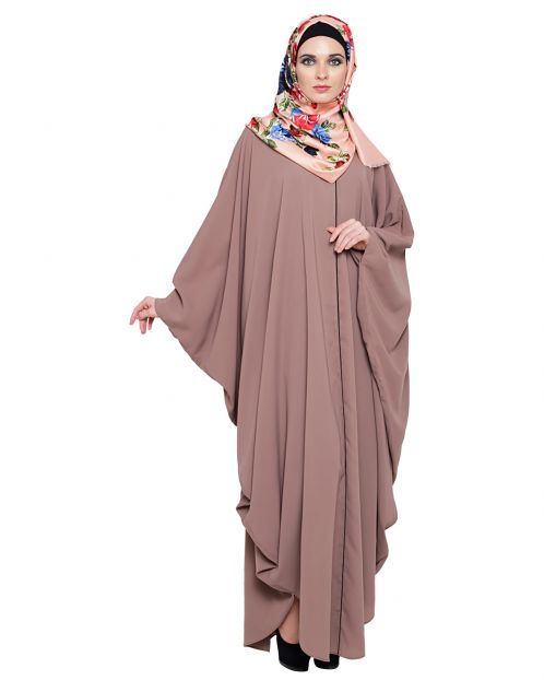 Breezy Taupe Brown Kaftan