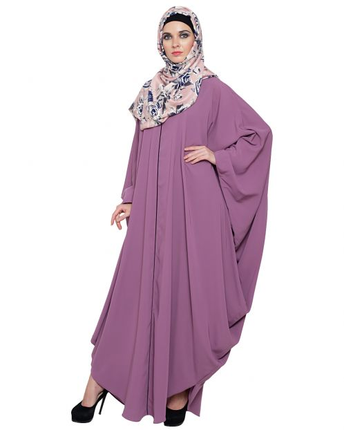 Breezy Mulberry Kaftan