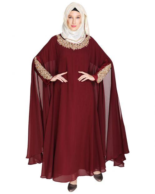 Queen Style Irani Kaftan