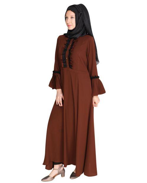 Fairy Frill Abaya