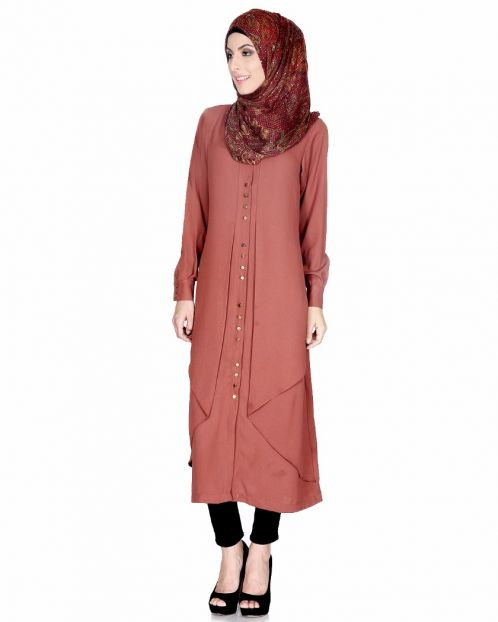 Long Layered Tunic