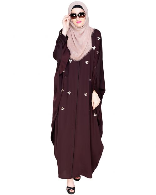 Windflower Wine Kaftan