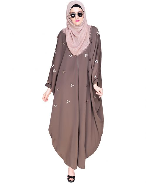 Windflower Mud Brown Kaftan
