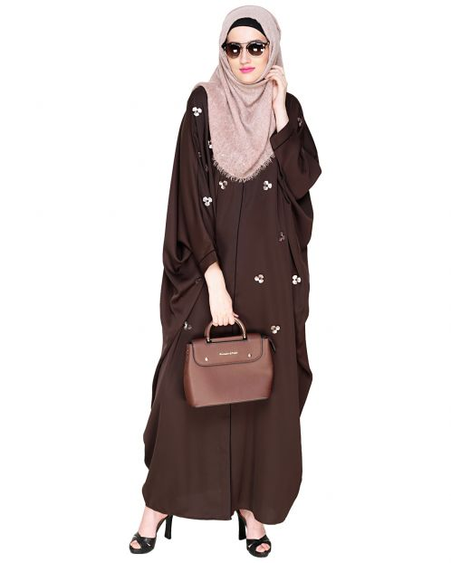 Windflower Brown Kaftan