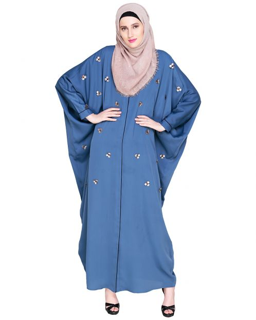 Windflower Blue Kaftan