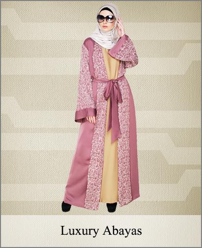 Luxury Abayas