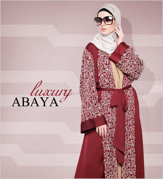 Luxury abayas
